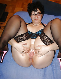 Hot Kayla beeg curvy mature